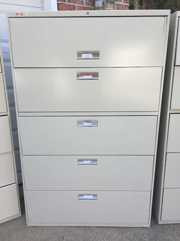 5-Drawer Laterals  6