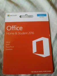 Microsoft Office Home & Student card good for 3yrs Portland, 97209