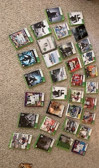 Xbox 360 video games Northborough, 01532