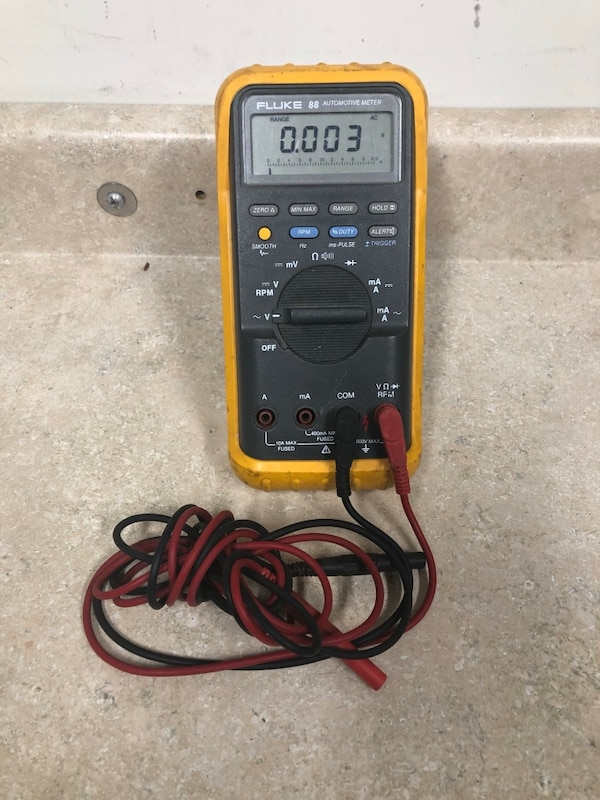 FLUKE 88 AUTOMOTIVE METER
