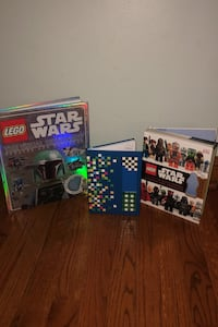 Lego Star Wars Visual Dictionary, Star Wars Character & Lego Journal