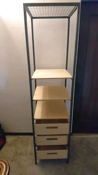 IKEA Shelving unit - excellent shape!  Vancouver, V6M 2K3