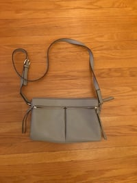 Grey Crossbody Purse Oakville, L6K 2A7