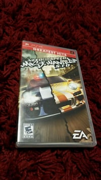PSP: Need For Speed Most Wanted 5-1-0 Albuquerque, 87106