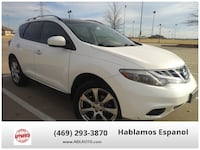 2012 Nissan Murano for sale Lewisville, 75057