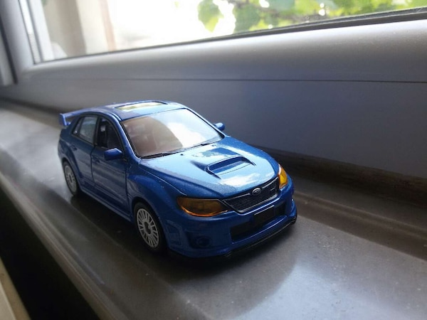 Sti For Sale >> 1 32 Rmz City Subaru Impreza Sti