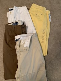 $35 for all Polo Pants 32/32 Men's Size 31 km