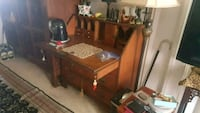 brown wooden dresser with mirror Honolulu, 96815