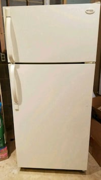 white top-mount refrigerator Fairfax, 22032