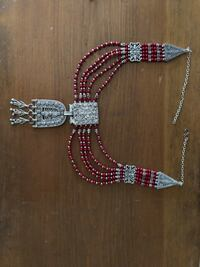 Genuine coral and silver necklace for women (discounted) Brooklyn, 21225