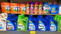 4 for $10 mix and match Purex/Bounce/Purex crystals/All