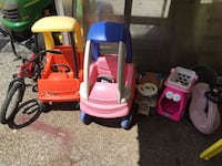 Make offer kids toys and ride ons Kinzers, 17535