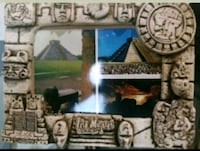 Mexican picture frame