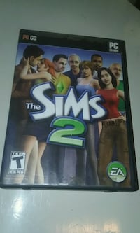 The sims 2 pc complete mint 4 disc $10 New York