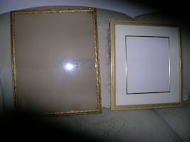 Two Large frames ( 17 x 15