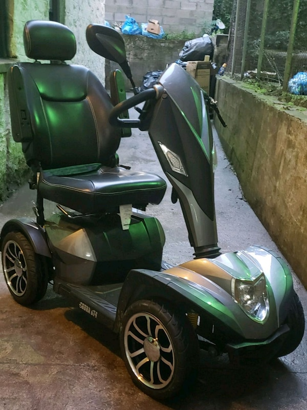 cobra gt4 mobility scooter