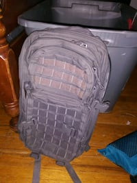 gray and black leather backpack Littleton, 80120