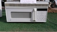 white General Electric microwave oven Canyon Lake, 92587