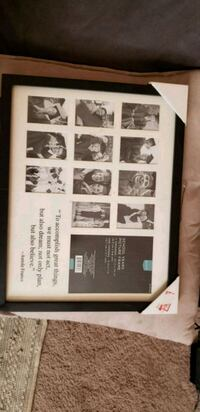 white and black photo frame Union, 63084