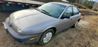 1997 Saturn S-Series Base