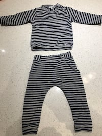 Noppies 6-9mo baby boy 2 piece outfit lot  Richmond Hill, L4C 9X7