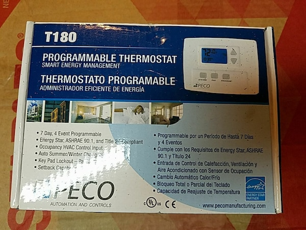 7Day Programmable T-STAT