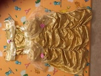 Belle dress for 5-6 yrs old Fairfax, 22033