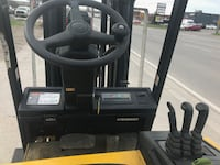 5000 lb Yale -Electric forklift -works really great! Mississauga