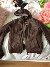 Garage bomber jacket Dartmouth, B2W 2G1