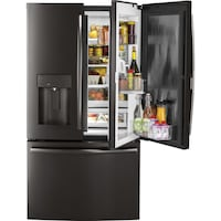 GE-36-in-W-27-8-cu-ft-French-Door-Refrigerator- Virginia Beach, 23462