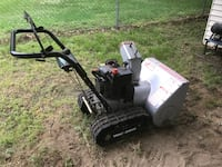 Snow blower with tracs.. can deliver Lumberton, 08048