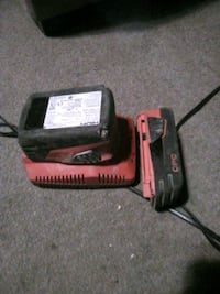 Hilti batteries two big one small charger Devon, T9G