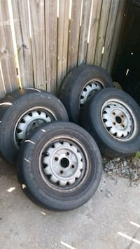 12 inch Steele wheels/rims Baltimore, 21206