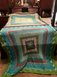 Extra Long Afghan. Excellent condition  Virginia Beach, 23456