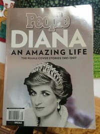 The people cover stories of Diana