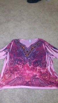 Plus Size Half Sleeved Tee Hagerstown, 21740