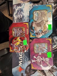 Pokemon GX Tag Team Tins