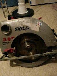 black and gray Skilsaw circular saw Hagerstown, 21740