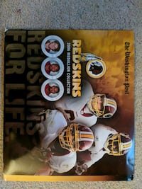 Red skins 2006 medallion collection Sterling, 20164