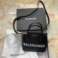 Balenciaga XXS Ville Top Handle Bag With Logo Toronto, M2M 3Z1