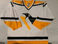 Vintage Collectors Jersey - Pittsburgh Penguins  Washington, 20001