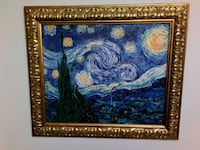 The Stary Night by Vincent Van Gogh Milpitas, 95035