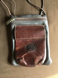 Roots hand bag