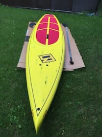 Carbon SUP board package (2 available) Oro-Medonte, L0K