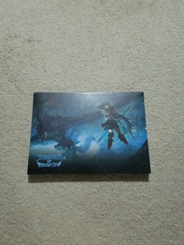 Brand New Stranger of Sword City Limited Edition