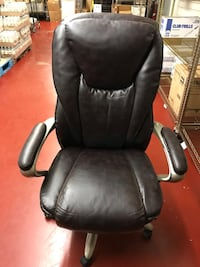 Leather Serta  office chair obo Baltimore, 21222