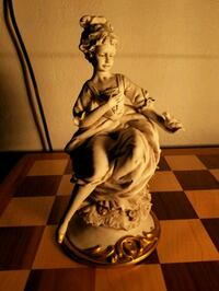 Absolutely beautiful porcelain figure mint conditi Victoria, V9A 6A6