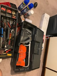 Tool box and all of this pick up only Colorado Springs, 80916