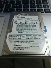 Toshiba 400gb Laptop hdd Adnan Menderes, 80010