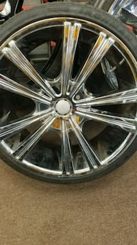 20inches rims and tires